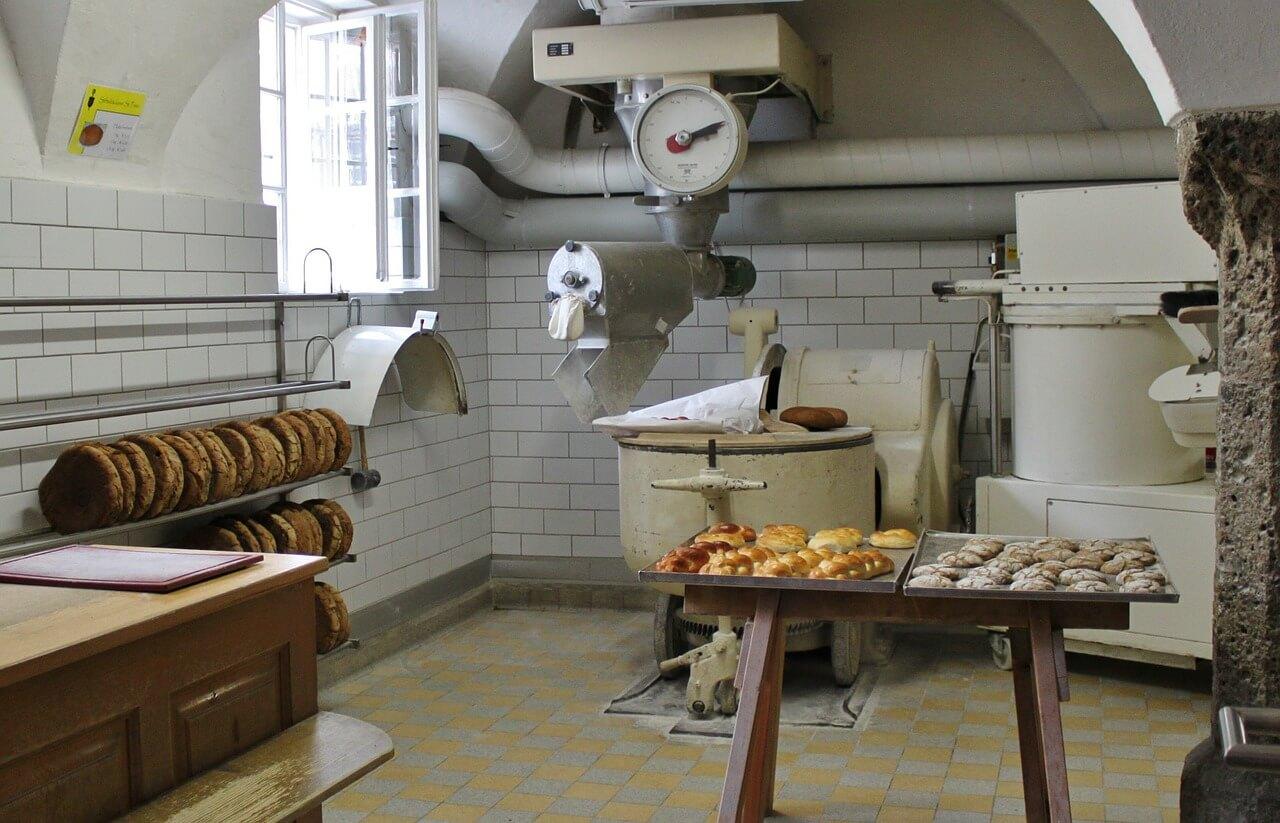 Gaz Et Electricite Boulangerie